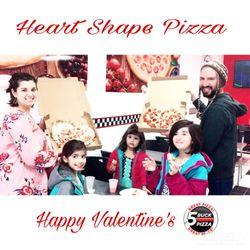 P O Of 5 Buck Pizza Orem Ut United States