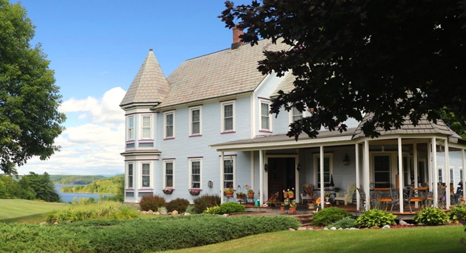 The Inn on Lake Champlain: 428 County Rt 3, Putnam Station, NY