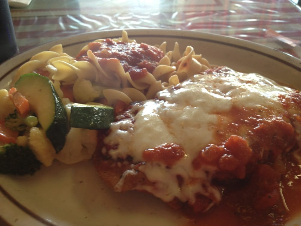 chicken parmesan yelp