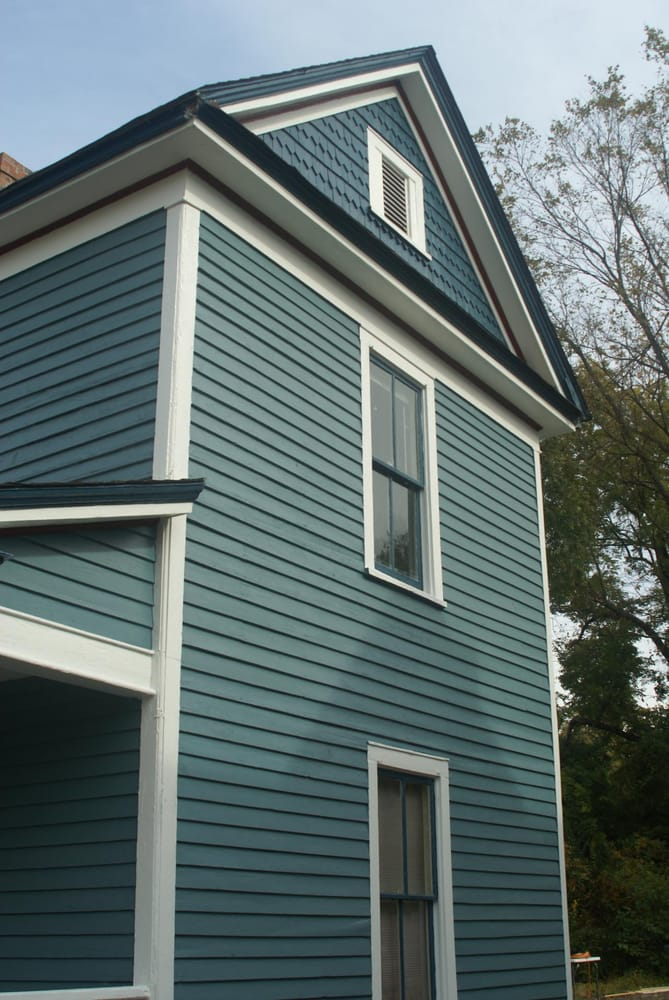 Restoration of an house in high point yelp for Exterior painting greensboro nc