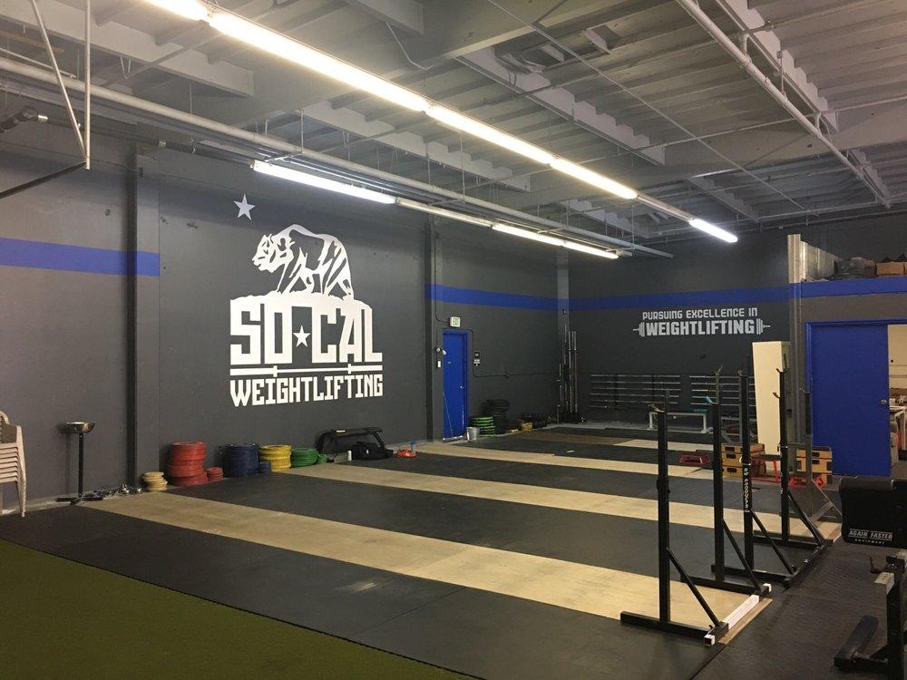 SoCal Weightlifting Club