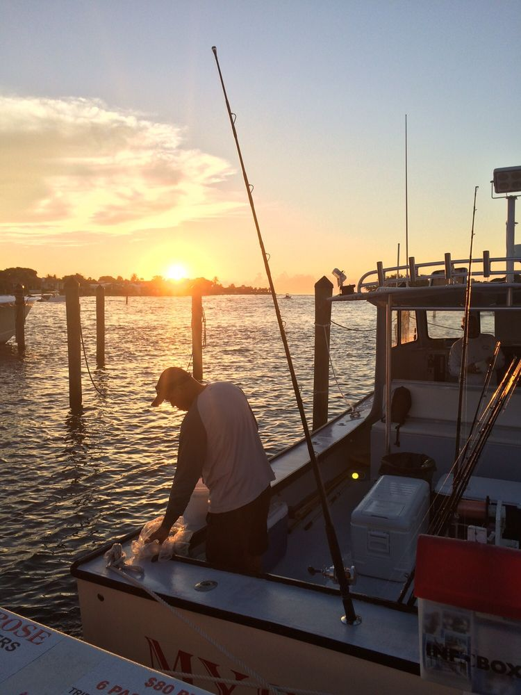 Early bird gets the grouper yelp for Fishing jupiter fl
