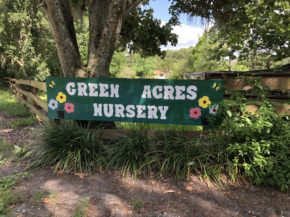 Green Acres Nursery: 1378 Bunnell Rd, Apopka, FL