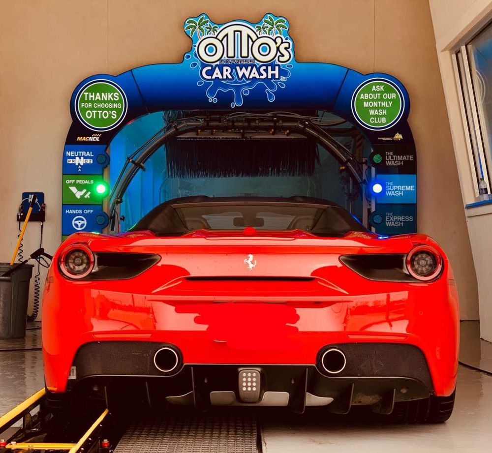 Otto's Express Car Wash: 34709 Emerald Coast Pkwy, Destin, FL