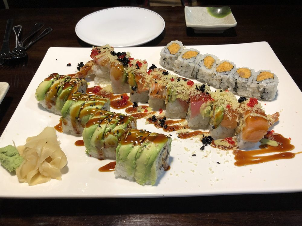 Oishi: 2501 N Prospect Ave, Champaign, IL