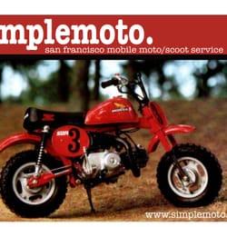 simplemoto - motorcycle repair - soma, san francisco, ca - phone