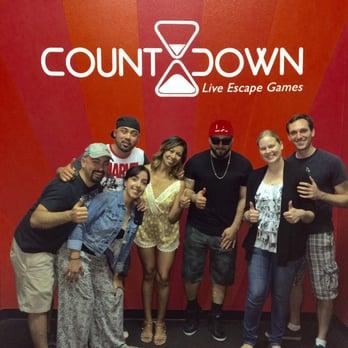 Countdown Live Escape Games 58 Photos Amp 170 Reviews