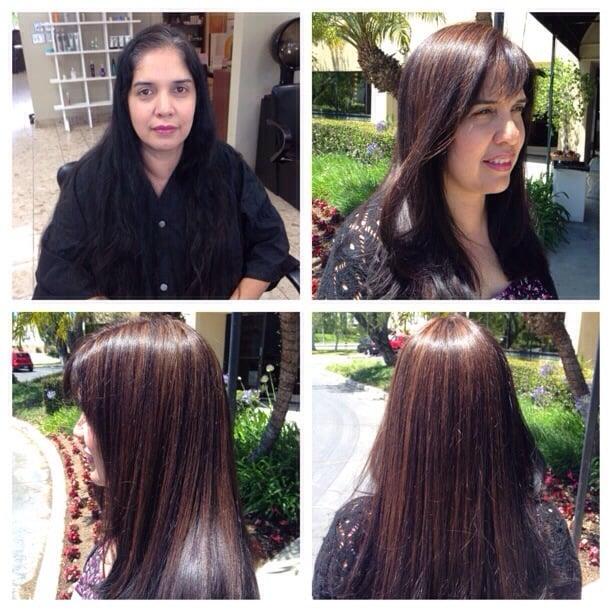 Hair by brissa yelp - Christophe hair salon ...