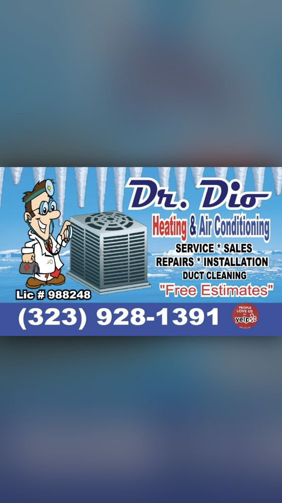 Dr Dio Heating & Air Conditioning