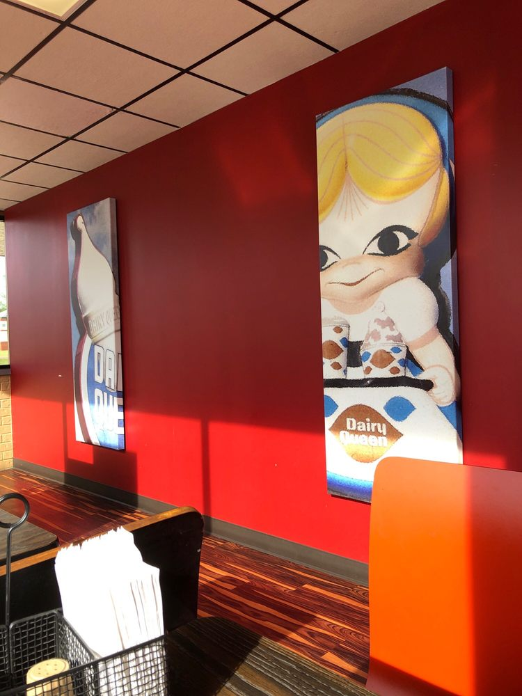 Dairy Queen: 800 S 4th St, Crockett, TX