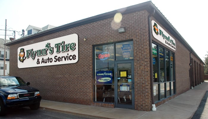 Flynn's Tire & Auto Service: 281 Church Rd, Wexford, PA