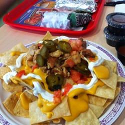 Photo Of Del Taco Irving Tx United States Macho Nachos