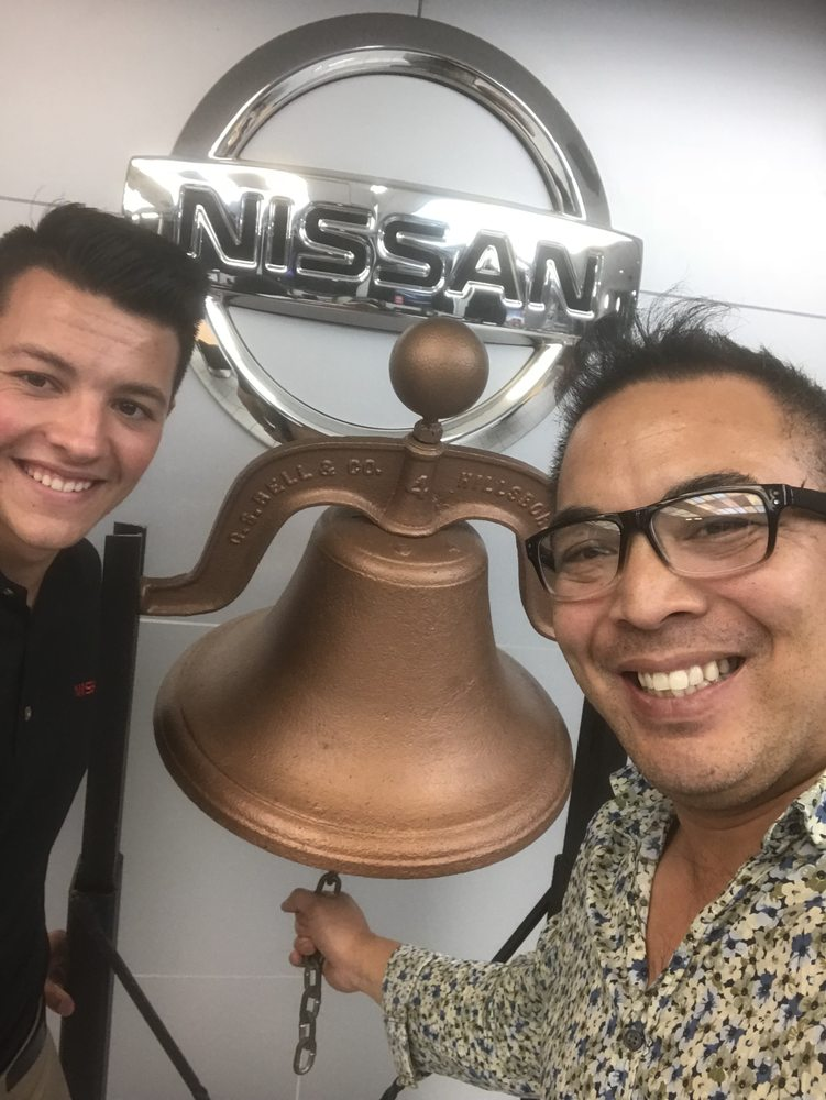 San Diego Chrysler Dodge Jeep Ram >> Ringing the bell with my sales rep Khalil!!! - Yelp