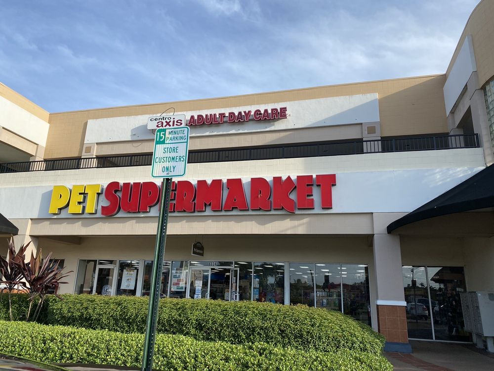 Pet Supermarket: 6824 Bird Rd, Miami, FL