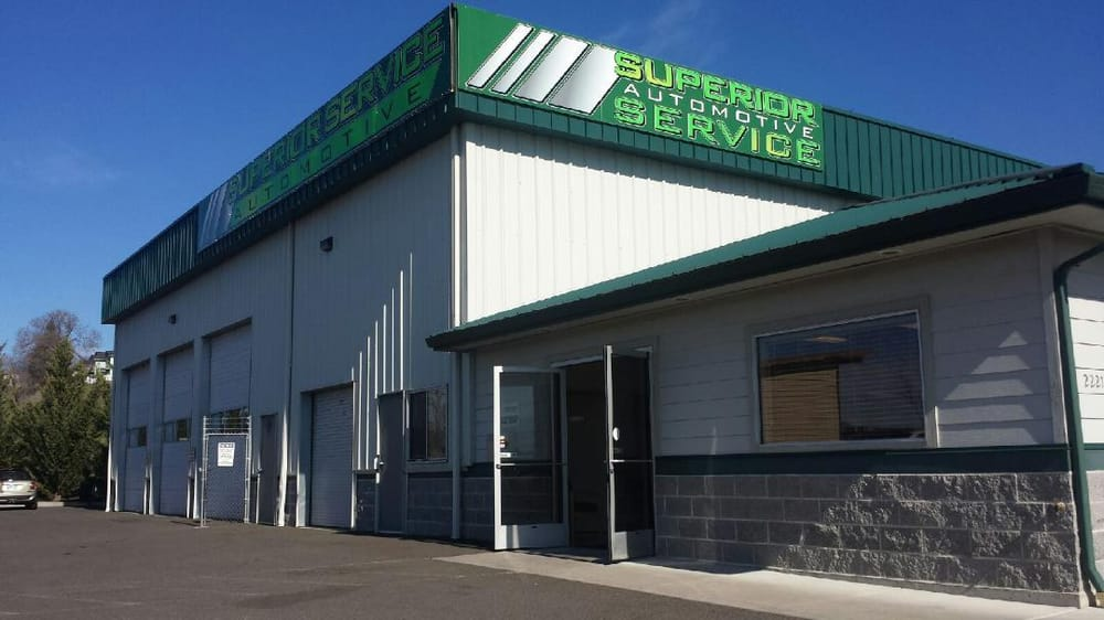Superior Automotive Service: 8486 Crater Lake Hwy, White City, OR