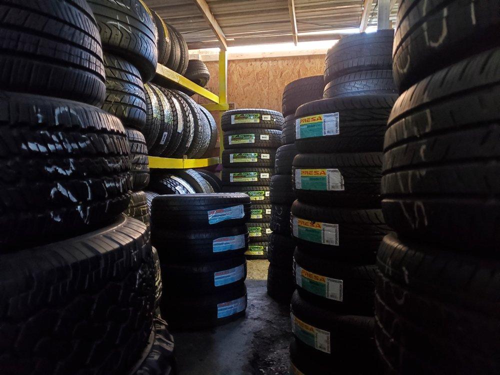 EJ'S Tire Shop: 1138 Freeport St, Houston, TX