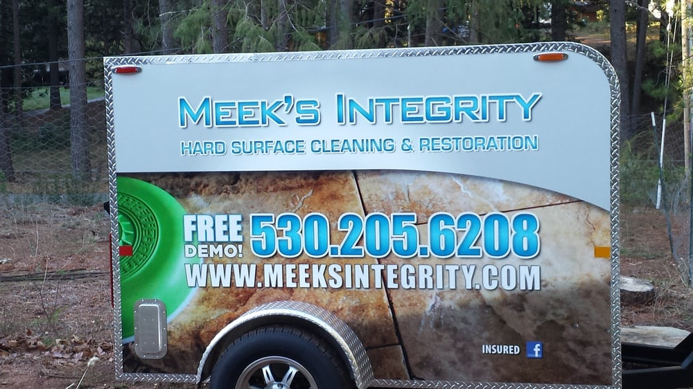 Meek's Integrity Total Floor Care: 15730 Tippy Way, Grass Valley, CA