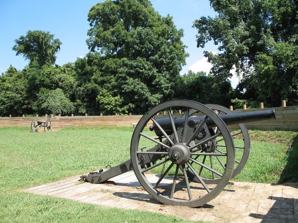 Fort Pillow State Historic Park: 3122 Park Rd, Henning, TN