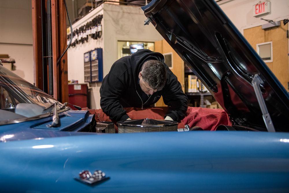 Mark's Automotive Repair Center