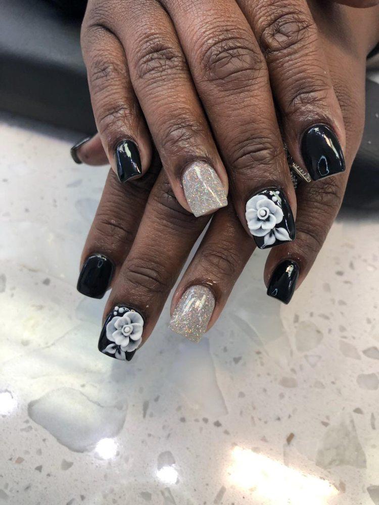 Kate Nail Salon: 8751 N 117th E Ave, Owasso, OK