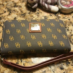 Photo Of Dooney Bourke Livermore Ca United States D B Wallet Clutch