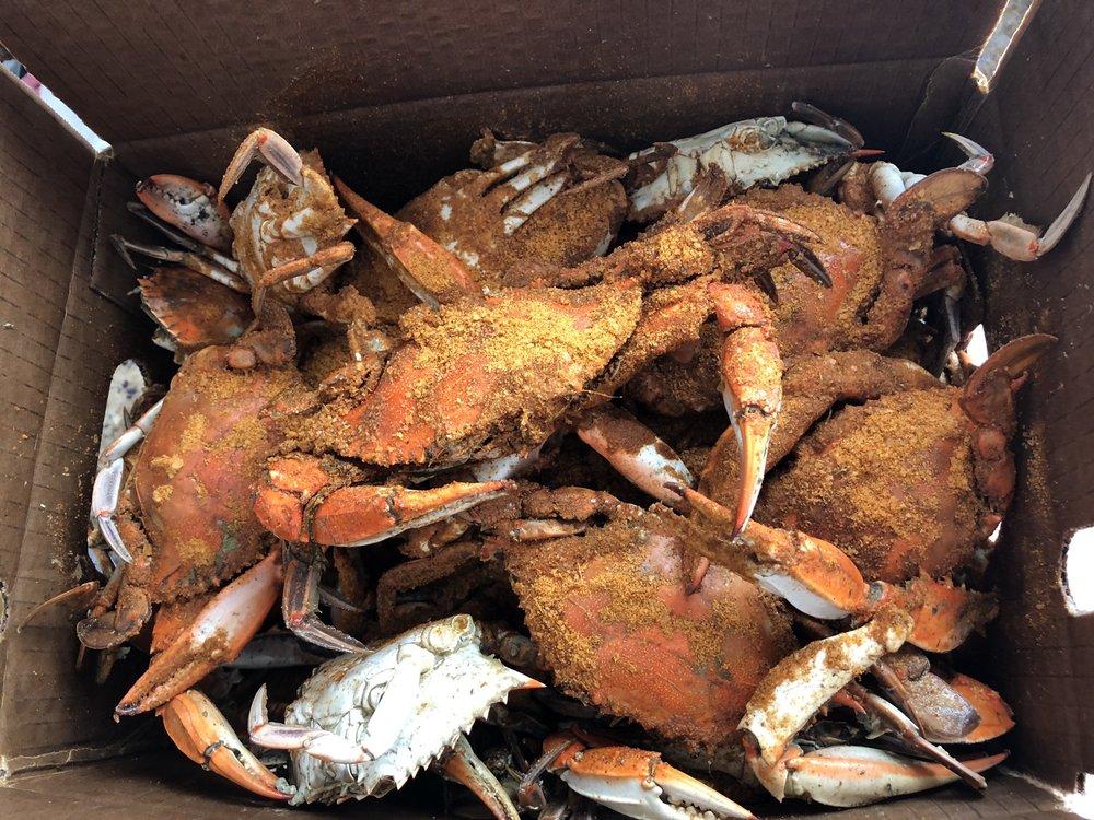 Edwards'seafood: 26177 Lankford Hwy, Onley, VA