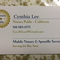 Mobile notary apostille services notaries san jose ca photo of mobile notary apostille services san jose ca united states business card reheart Image collections