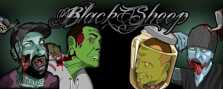 Black Sheep Piercing and Tattoo Studio: 2605 Howard Avenue, Windsor, ON