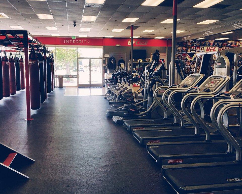Ufc gym richmond va