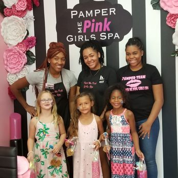 Photo Of Pamper Me Pink S Spa Jacksonville Fl United States