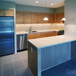 Photo Of Sandgren Apartments   Saint Paul, MN, United States. Beautiful  Maple Cabinetry