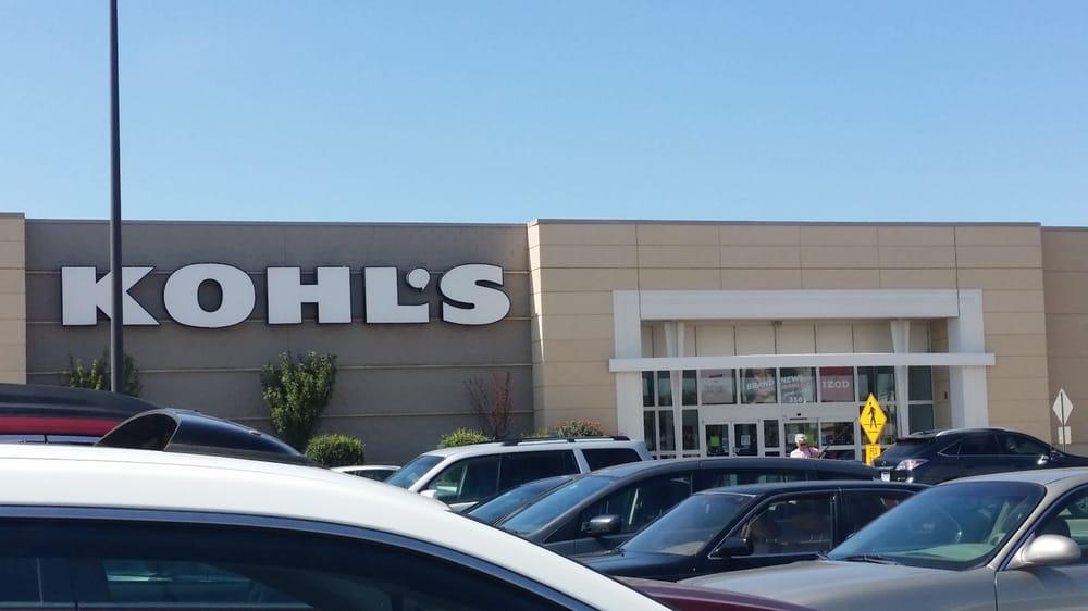 Kohl's - Wichita-East: 3561 N Rock Rd, Wichita, KS