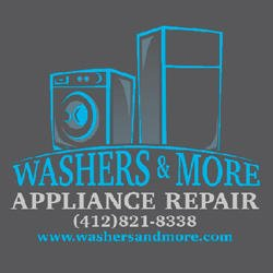 Washers & More Appliance Repair: 435 North Ave, Pittsburgh, PA