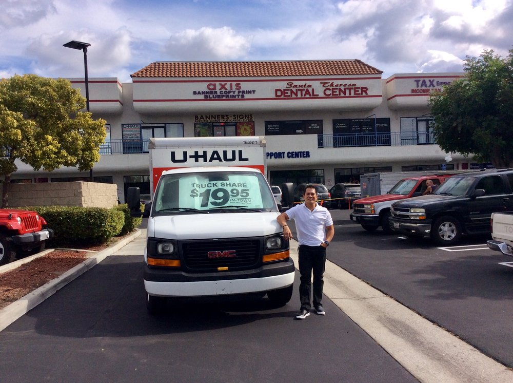 U Haul Neighborhood Dealer Truck Rental 17610 Bellflower Bl Ste