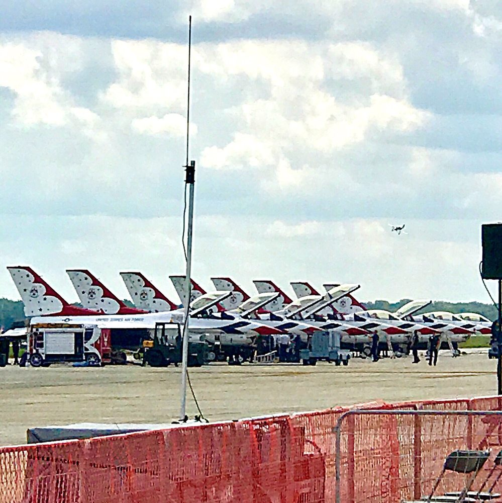 Andrews AFB Air Show: Andrews Airforce Base, Andrews Air Force Base, MD