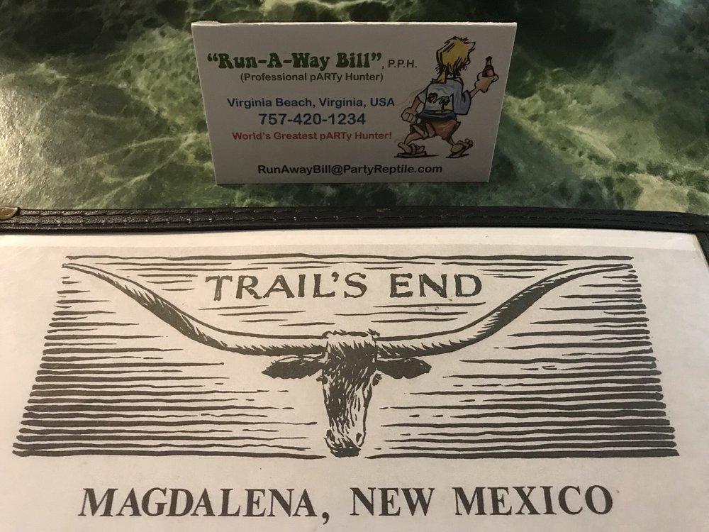 Magdalena Cafe: 109 Main St, Magdalena, NM