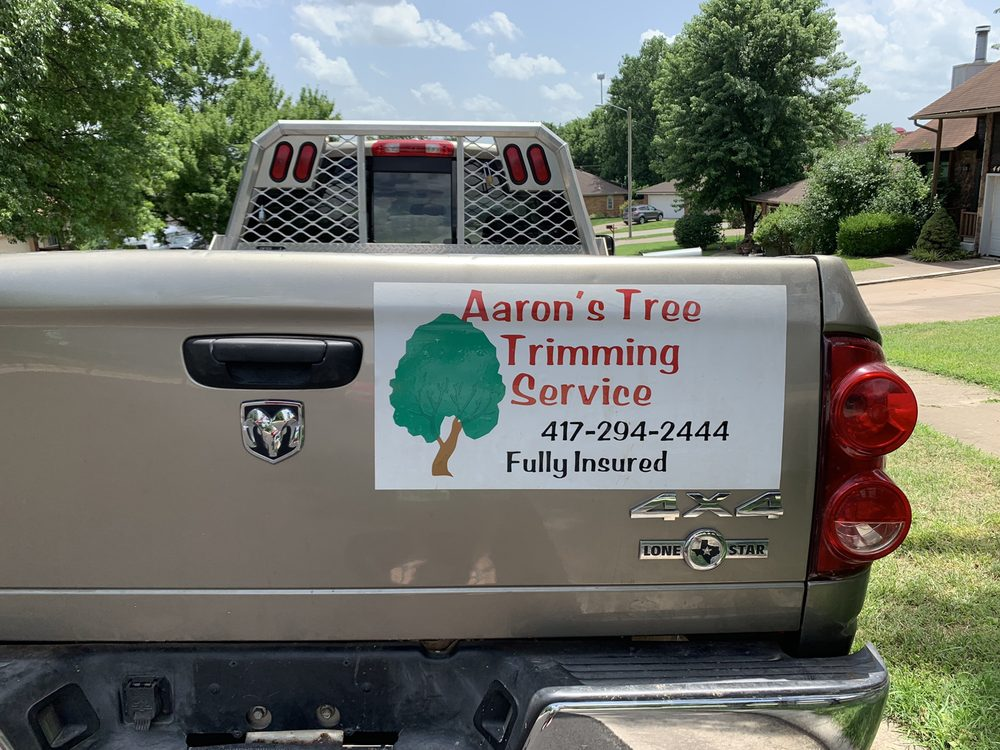 Aaron's Tree Trimming Service: 1245 N Fewmont, Ozark, MO