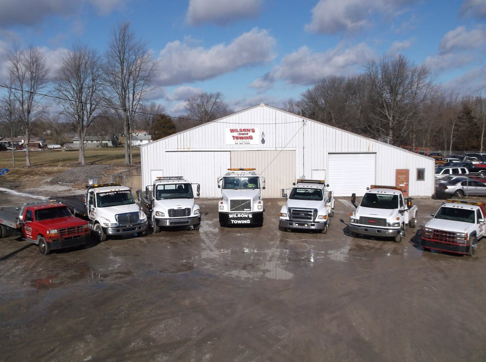 Wilson's 24Hr Towing: 2020 Indianapolis Rd, Crawfordsville, IN