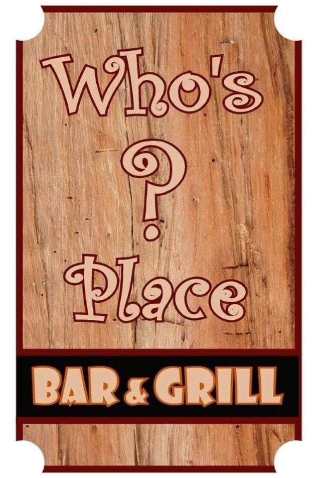Who's Place Bar & Grill: 337 E Centre St, Shenandoah, PA