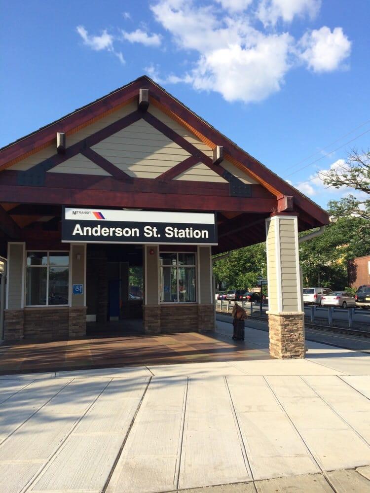 Anderson Street Station: 126 Anderson St, Hackensack, NJ