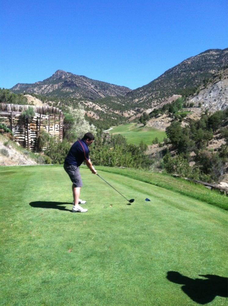 Rifle Creek Golf Course: 3004 Highway 325, Rifle, CO