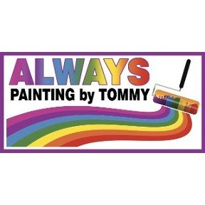 Always Painting By Tommy