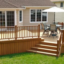 Photo Of Long Island Decking Park Ny United States Trex Deck