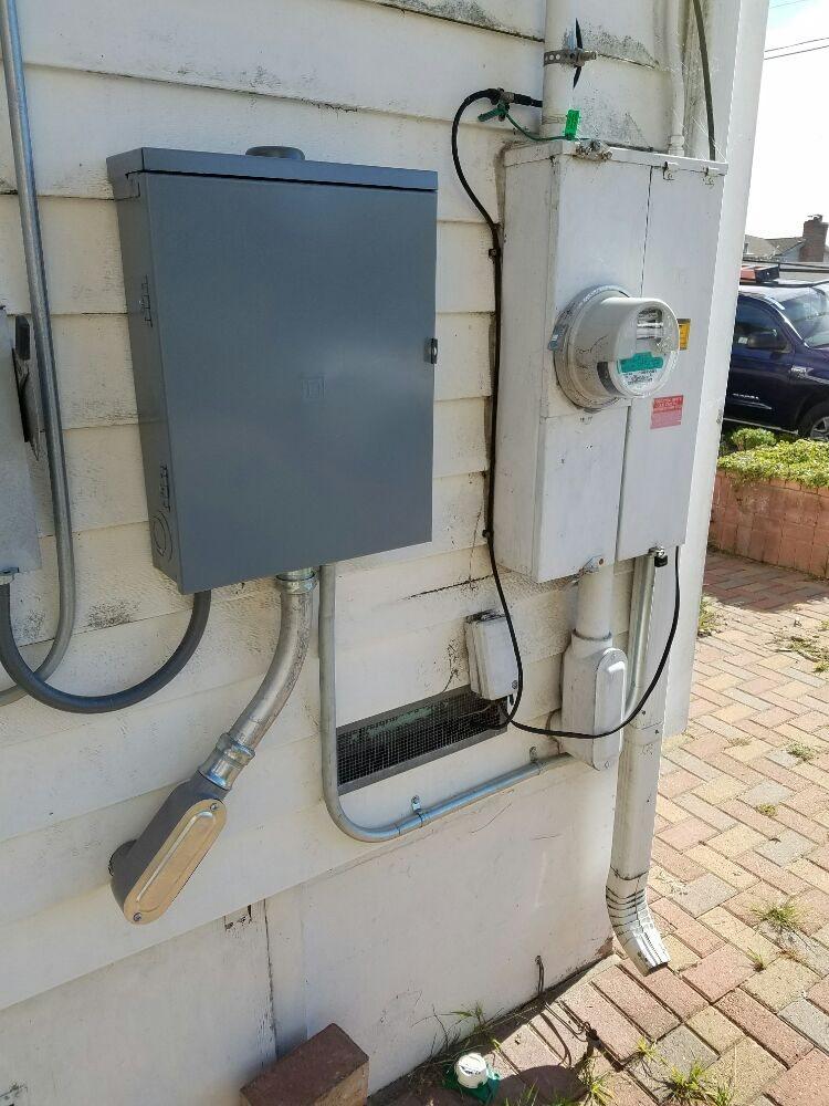 on adding electrical sub panel