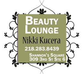Beauty Lounge: 309 3rd St, International Falls, MN