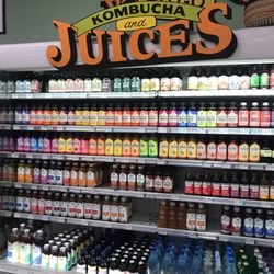 Great Photo Of Natural Grocers   Grand Junction, CO, United States. Huge Kombucha  Section