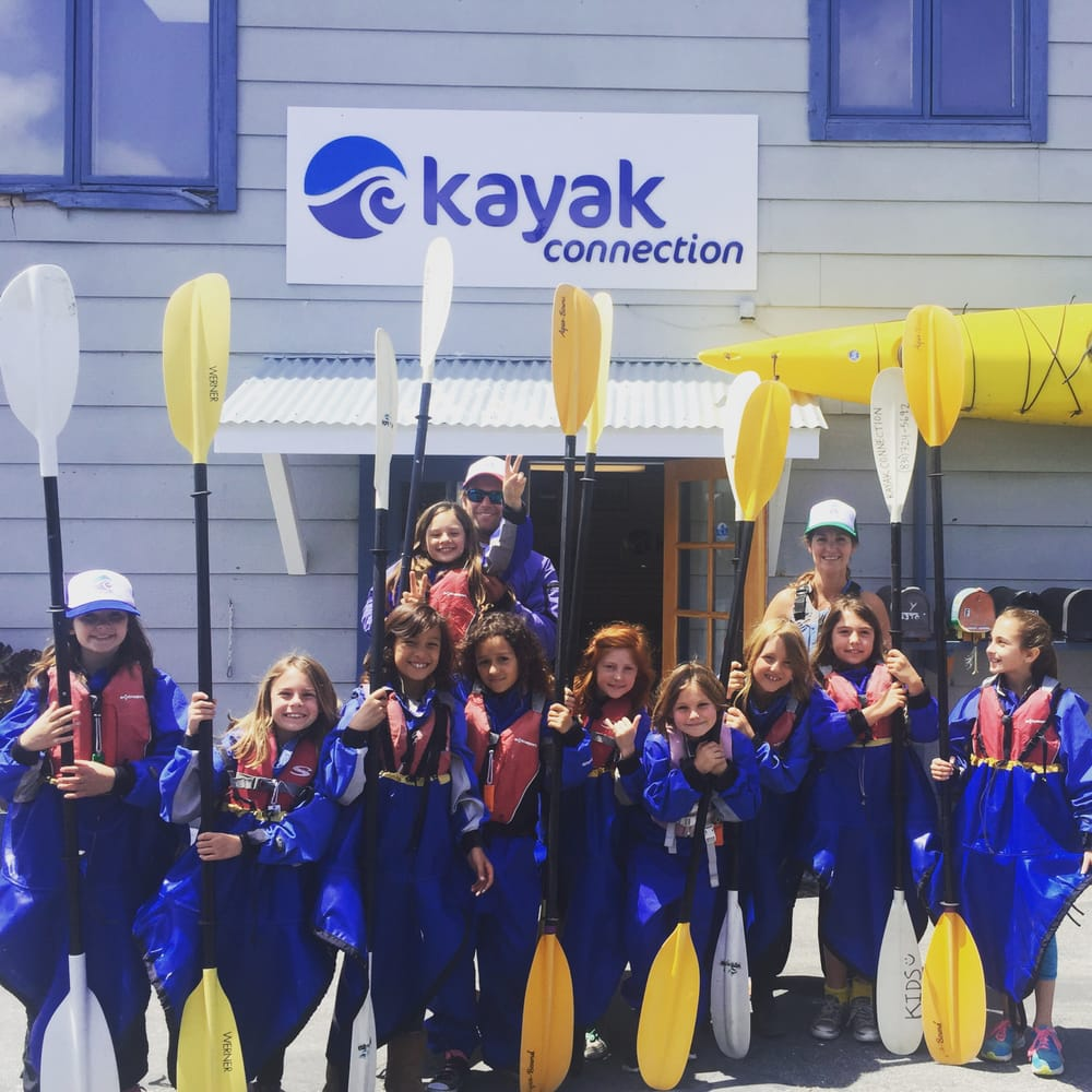 Kayak Connection: 413 Lake Ave, Santa Cruz, CA