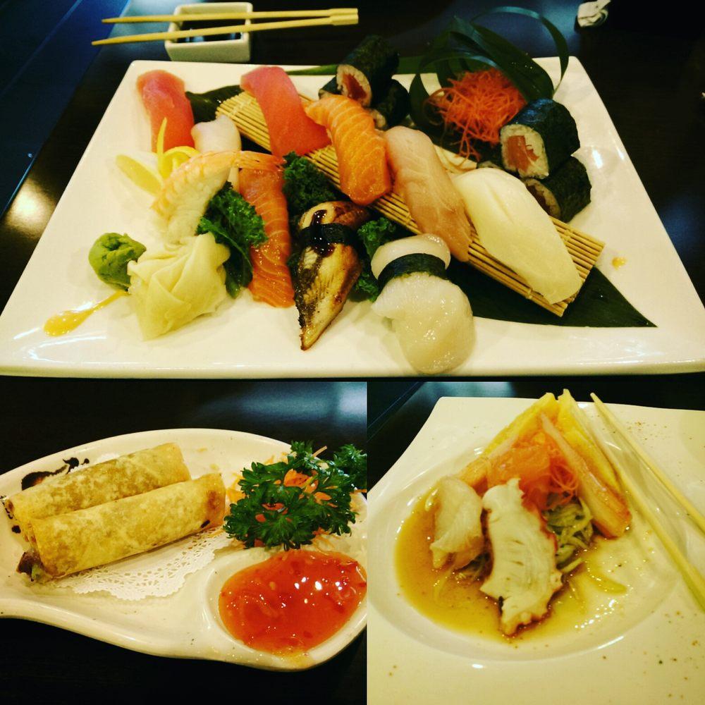 Mizu Teppanyaki and Sushi