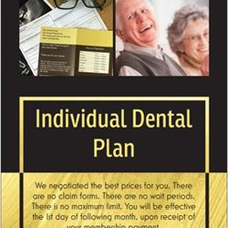 Senior Dental Service - Health Insurance Offices - 3221