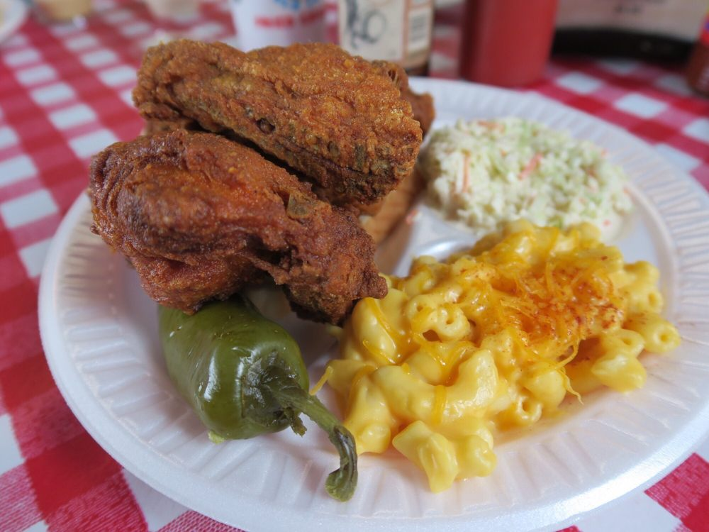 Gus's World Famous Fried Chicken: 2816 W 47th St, Kansas City, KS